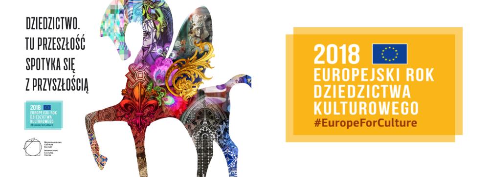 Znalezione obrazy dla zapytania europejski rok dziedzictwa kulturowego foto