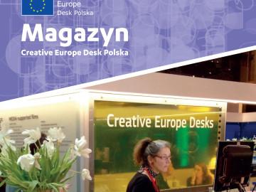 Magazyn Creative Europe Desk Polska – 1/2015 [plik pdf, 15694 KB]