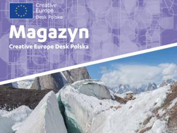 Magazyn Creative Europe Desk Polska nr 3/2015 [plik pdf, 8917 KB]