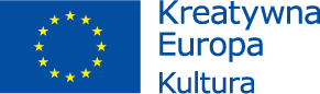 logotyp Kreatywna Europa Kultura