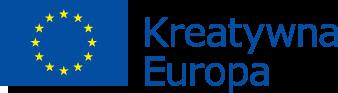 logotyp Kreatywna Europa