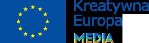 logotyp Kreatywna Europa Media