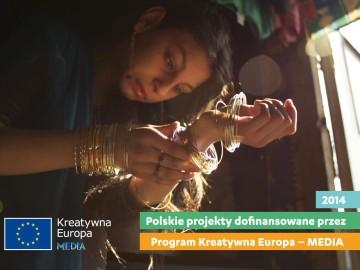 Polskie projekty dofinansowane przez Program Kreatywna Europa – komponent MEDIA w 2014 roku
