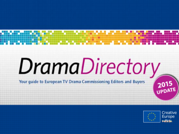 Drama Directory 2015. Your Guide to European TV Drama Commissioning Editors and Buyers [plik pdf, 2302 KB]