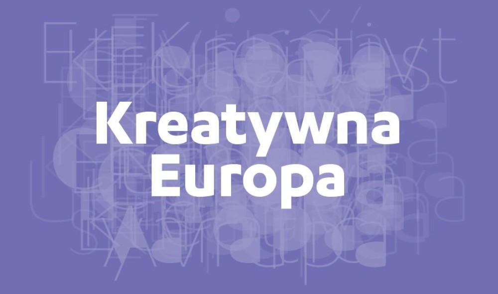 Spotkanie informacyjne programu Kreatywna Europa | Szczecin | 13 lipca 2016