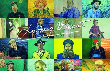 """Loving Vincent"" – reż. Dorota Kobiela"