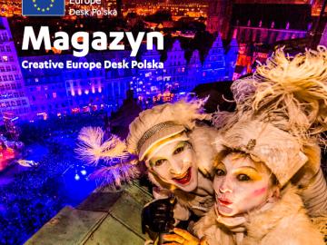 Magazyn Creative Europe Desk Polska nr 1/2016 [plik pdf, 9743 KB]