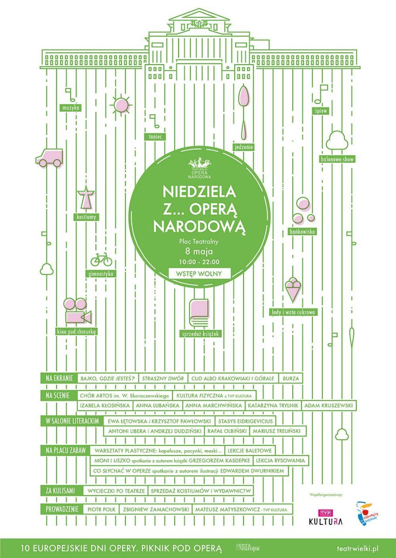 Niedzielny poranek z Operą Narodową