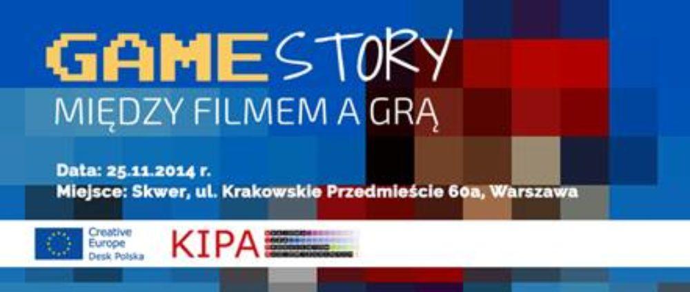 Game story – kiedy gra spotyka się z filmem