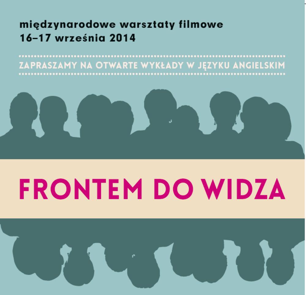 FRONTEM DO WIDZA