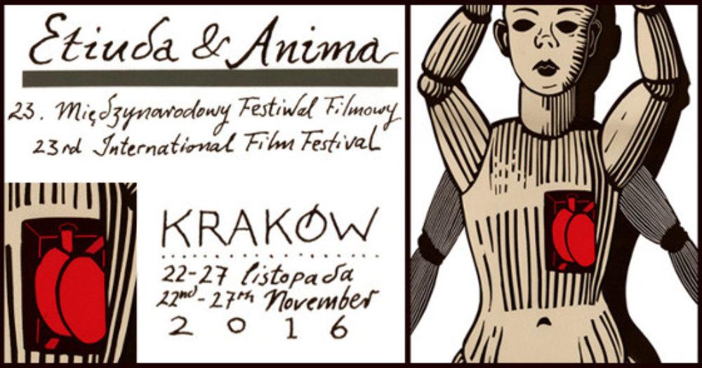 23. MFF Etiuda&Anima  (22-27 listopada 2016)
