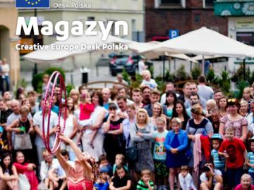 Magazyn Creative Europe Desk Polska nr 3/2016 [plik pdf, 4008 KB]