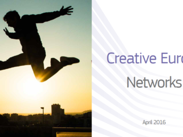 Creative Europe Networks (2016)