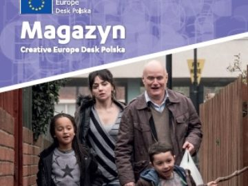 Magazyn Creative Europe Desk Polska nr 4/2016 [plik pdf, 47092 KB]