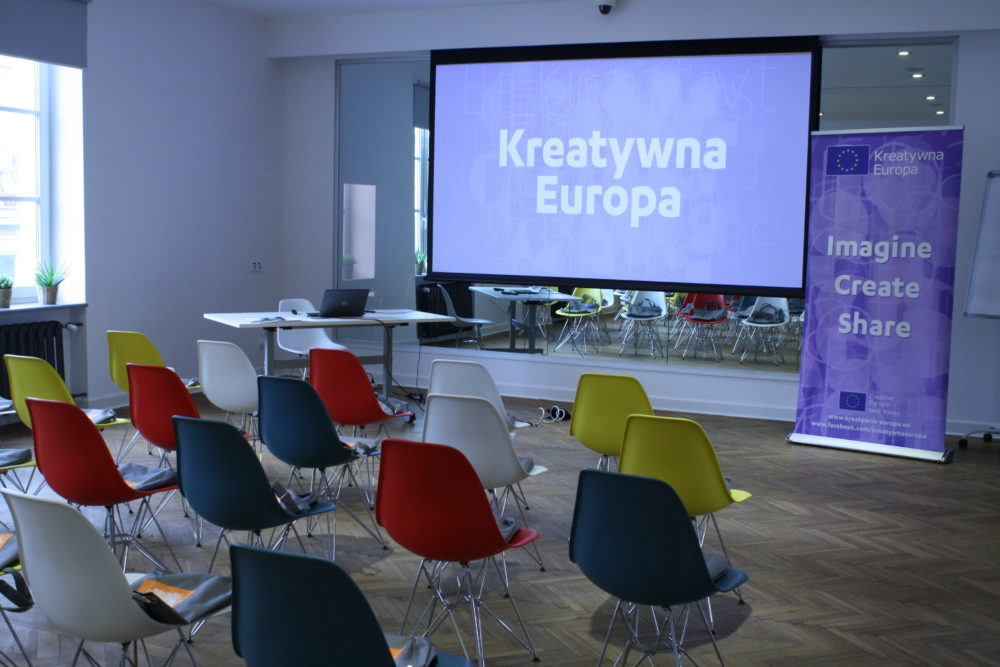 Spotkanie dla producentów audiowizualnych, Warszawa 2 marca