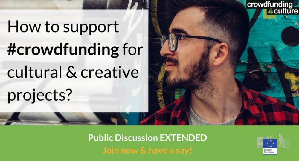 Crowdfunding dla Kultury