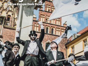 Magazyn Creative Europe Desk Polska 1/2017 [plik pdf, 26365 KB]