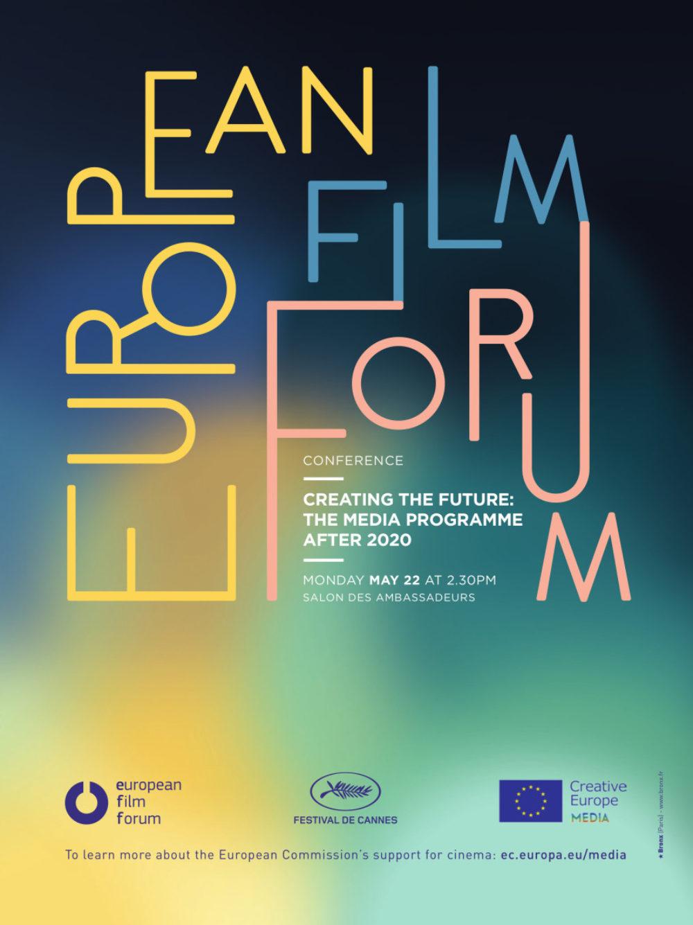 Europejskie Forum Filmowe w Cannes (22 maja)