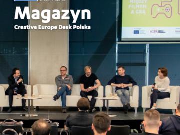 Magazyn Creative Europe Desk Polska 2/2017 [plik pdf, 50545 KB]