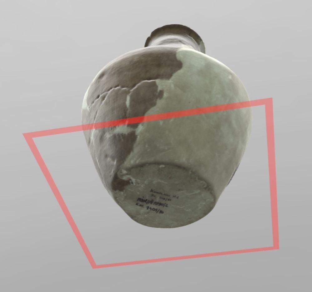 Storytelling Ceramic Artifacts through Augmented Reality