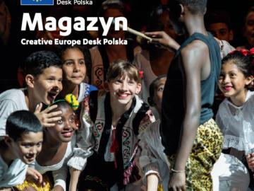 Magazyn Creative Europe Desk Polska 3/2017 [plik pdf, 33533 KB]