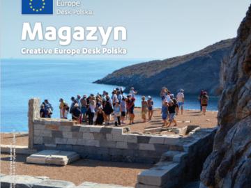 Magazyn Creative Europe Desk Polska 4/2017 [plik pdf, 53060 KB]