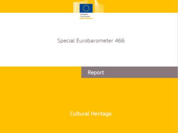 Eurobarometr – raport dotyczący dziedzictwa kulturowego [plik pdf, 21389 KB]