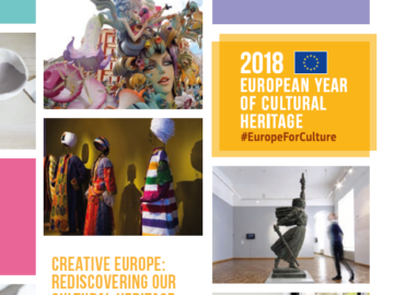 Creative Europe: Rediscovering our cultural heritage (wersja angielska)