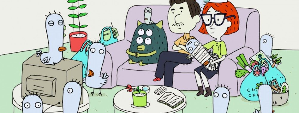 Trwa nabór na szkolenie z tworzenia secnariuszy seriali animowanych – Animated TV series: scriptwriting & concept development