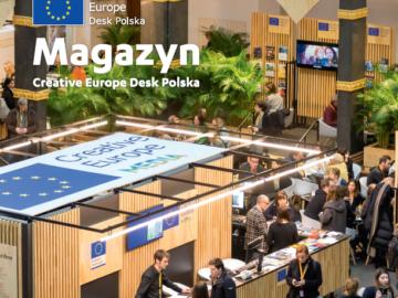 Magazyn Creative Europe Desk Polska 1/2018 [plik pdf, 9084 KB]