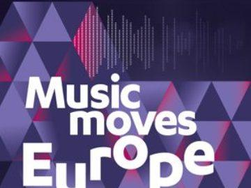 """Przewodnik """"Program szkoleń dla młodych zawodowych muzyków"""" w ramach działania """"Music Moves Europe""""(PL) [plik pdf, 611 KB]"""
