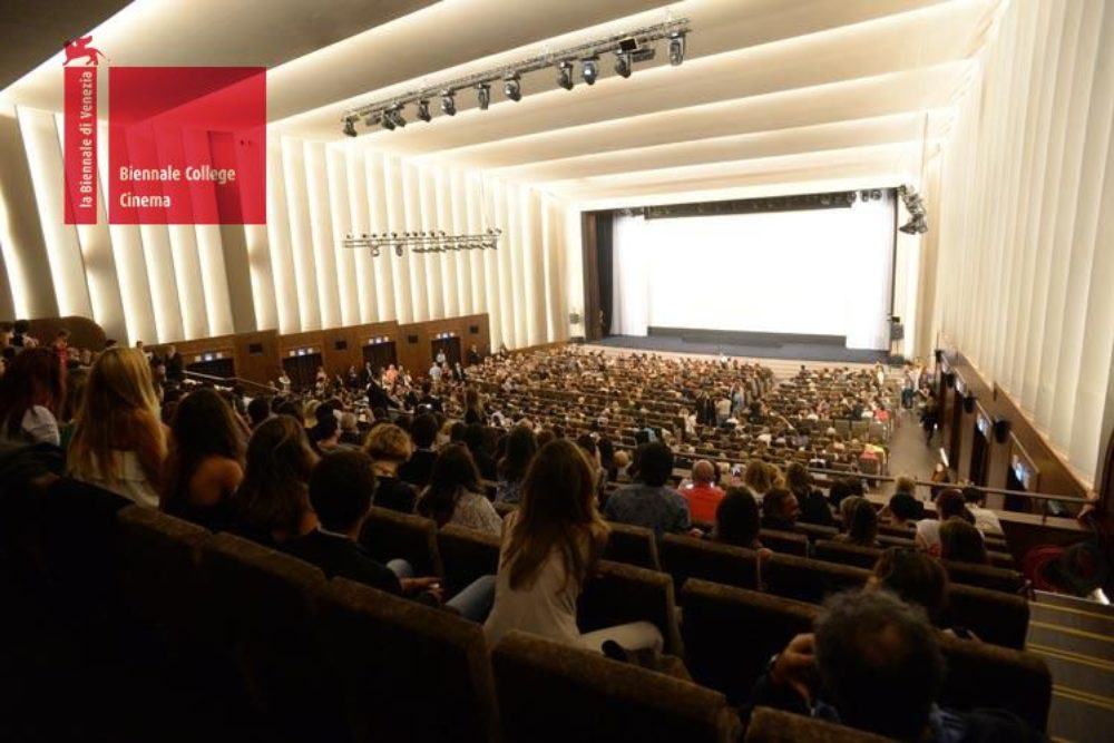 "Trwa nabór w ramach ""Biennale College Cinema – International"""