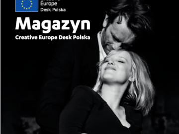 Magazyn Creative Europe Desk Polska 2/2018 [plik pdf, 55365 KB]