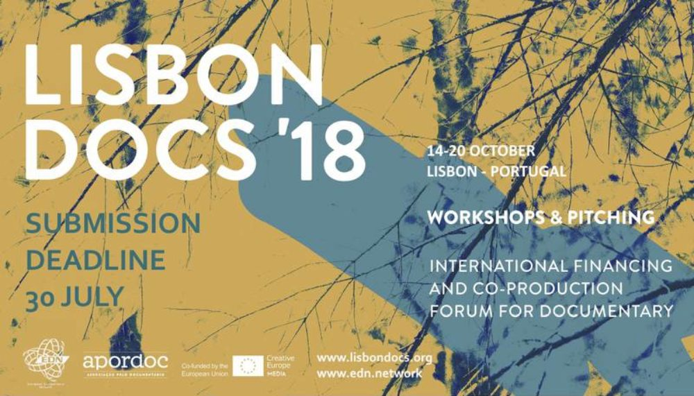 Lisbon Docs 2018 – trwa nabór projektów
