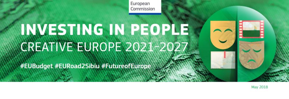 Budżet Unii Europejskiej 2021-2027: wzmocnienie europejskich sektorów kultury i kreatywnego