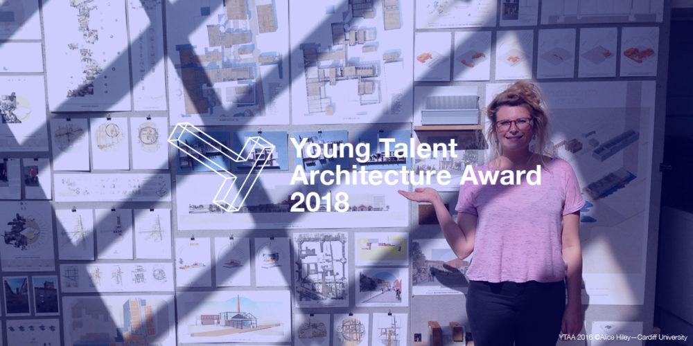 Laureaci Nagrody Architektonicznej Młodych Talentów (Young Talent Architecture Award (YTAA)) 2018