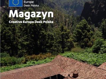 Magazyn Creative Europe Desk Polska 3/2018 [plik pdf, 6622 KB]