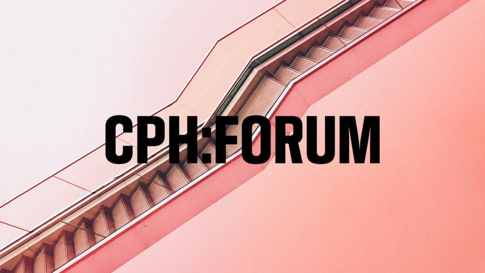 Trwa nabór na CPH:FORUM 2019