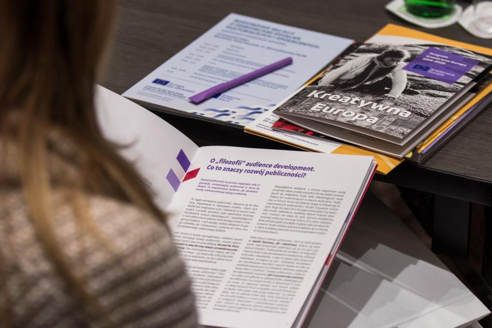 """Seminarium """"Budowanie relacji z odbiorcami działań kulturalnych i społecznych"""": relacja"""