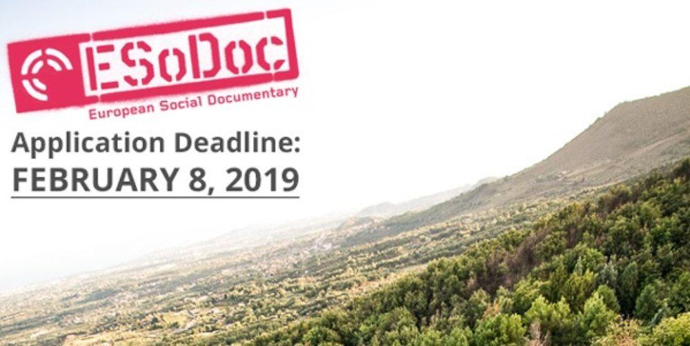 Trwa nabór na warsztaty ESoDoc 2019