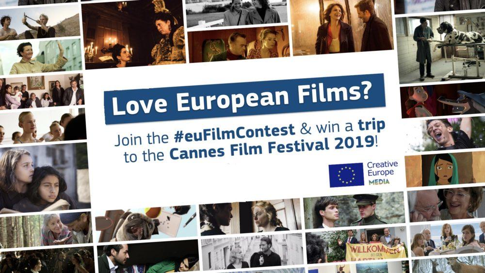 Ruszyła 3. edycja konkursu #euFilmContest!