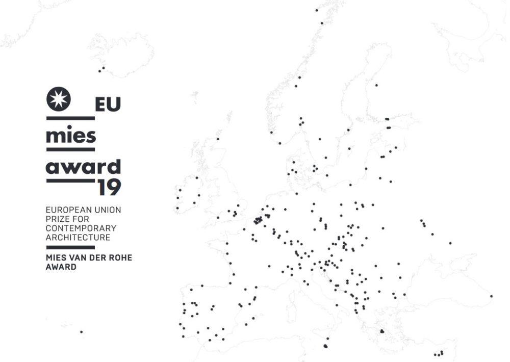 Nagroda Miesa van der Rohe 2019: 40 półfinalistów