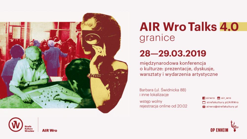 Program Kreatywna Europa komponent Kultura na Air WRO Talks 4.0