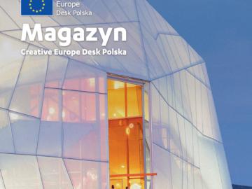 Magazyn Creative Europe Desk Polska 1/2019 [plik pdf, 11533 KB]