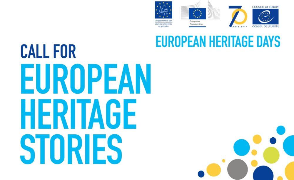 Konkurs Rady Europy na historie związane z dziedzictwem europejskim