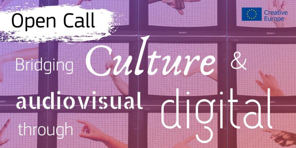 Część międzysektorowa: konkurs na projekty łączące kulturę i treści audiowizualne poprzez cyfryzację