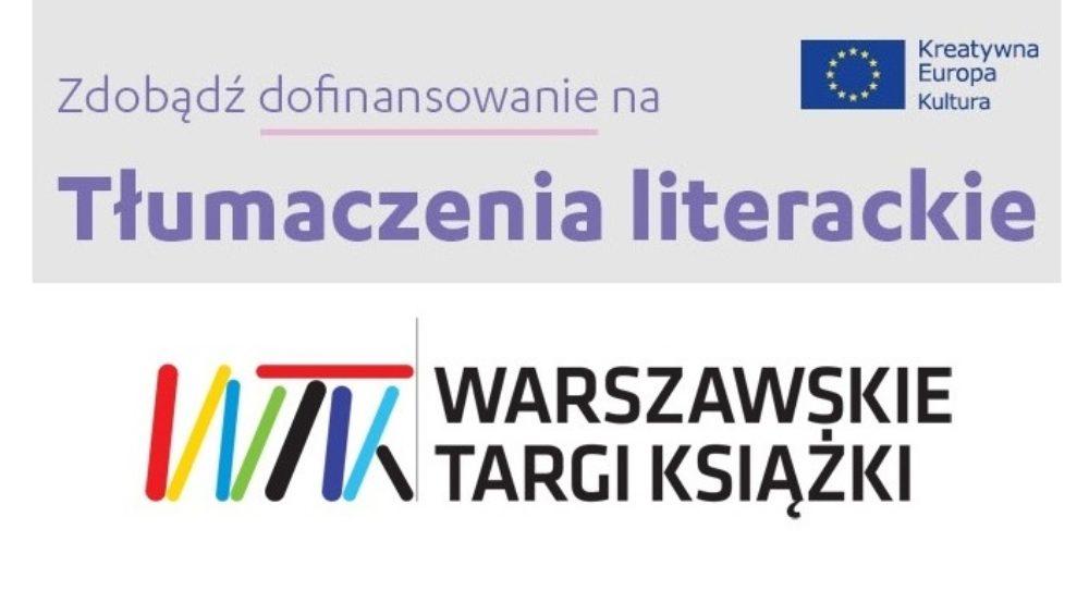 Program Kreatywna Europa na Warszawskich Targach Książki