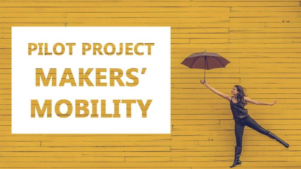 """Konkurs na pilotażowy projekt w obszarze """"Makers' Mobility"""""""