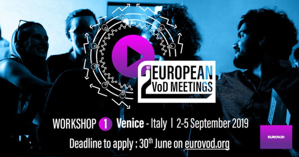 Zapisy na pierwszy warsztat w ramach European VOD Meetings 2019