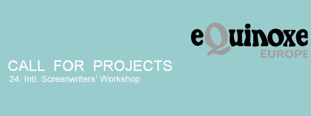 eQUINOXE Europe– nabór na międzynarodowe warsztaty dla scenarzystów